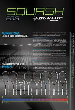 Katalog Squash  Dunlop Sport