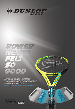 katalog tenis dunlop sport